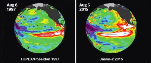 Climate change, El Niño & Pacific Decadal Oscillation could result to unbearable summer this year